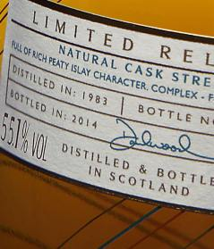 Caol Ila 30 year old