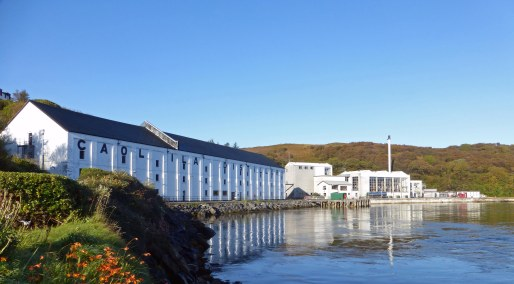 Islay Distillery Tour