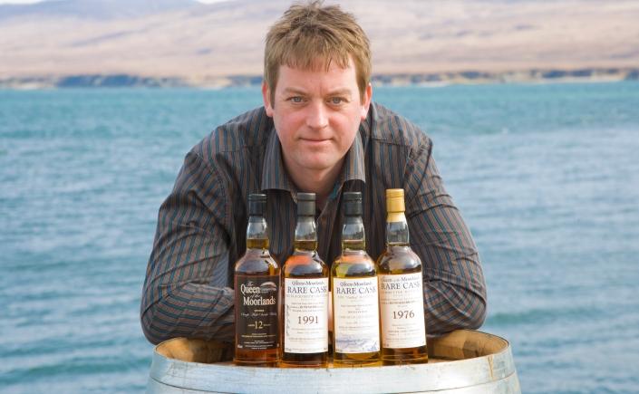 Caol Ila Distillery Manager