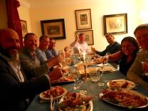Seafood banquet islay
