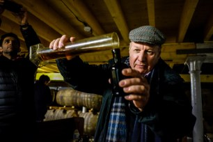 Bunnahabhain Warehouse Tour