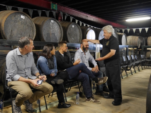 Lagavulin Warehouse Experience Distilled Events