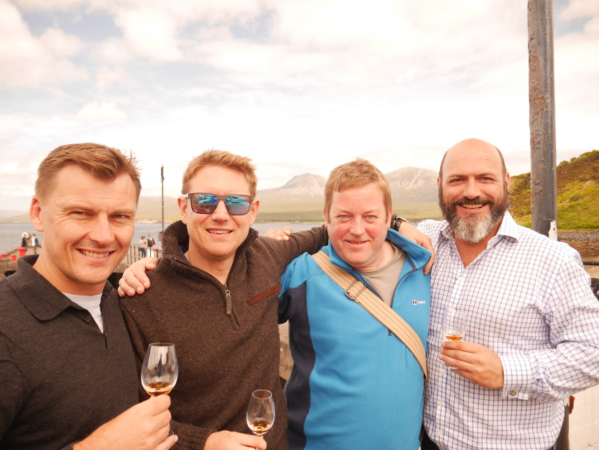 Islay whisky trip