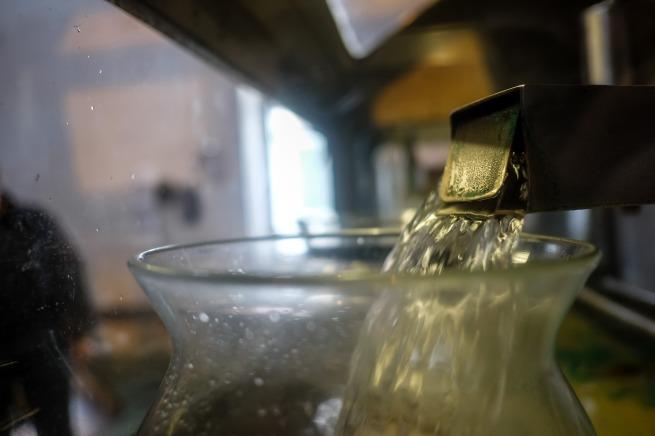 Gin Tasting Leek