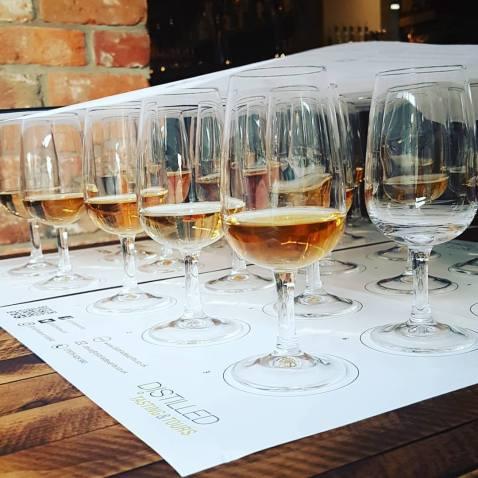 Whisky Tasting Staffordshire