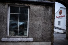 Bunnahabhain Distillery Window