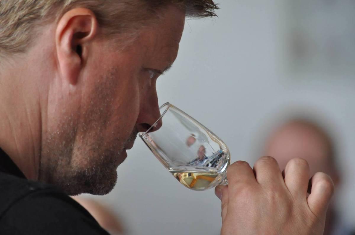 Burns supper whisky tasting