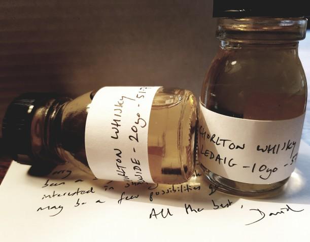 Whisky Tasting Leek