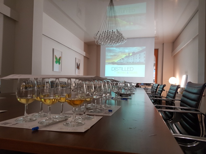 Whisky Tasting Corporate