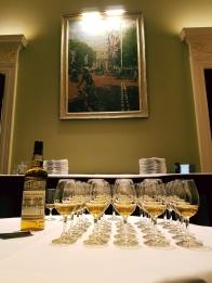 London Private Whisky Tasting
