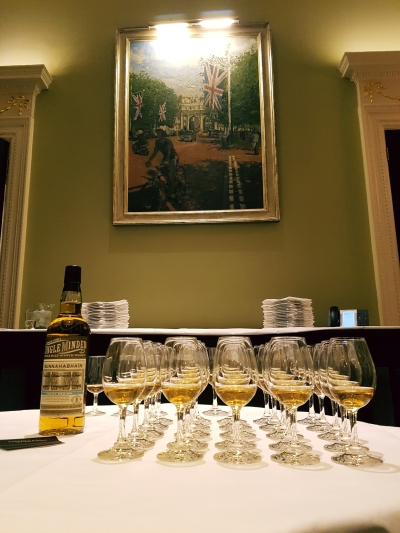 London Private Whisky Tasting