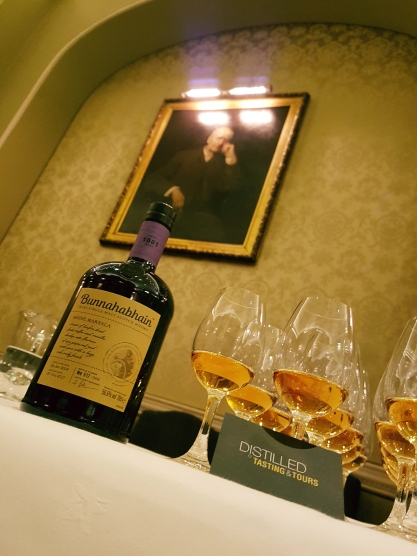 Arrange whisky tasting london