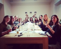 Gin Tasting Hen Party