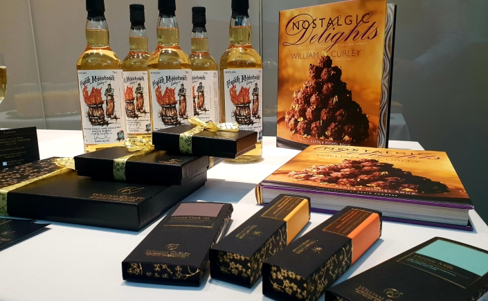Whisky and chocolate william curley