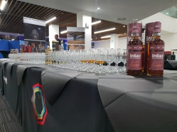 Strathclyde university Tasting Benriach