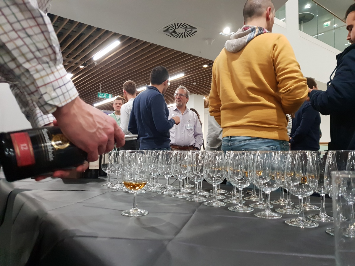 Glasgow private whisky tasting