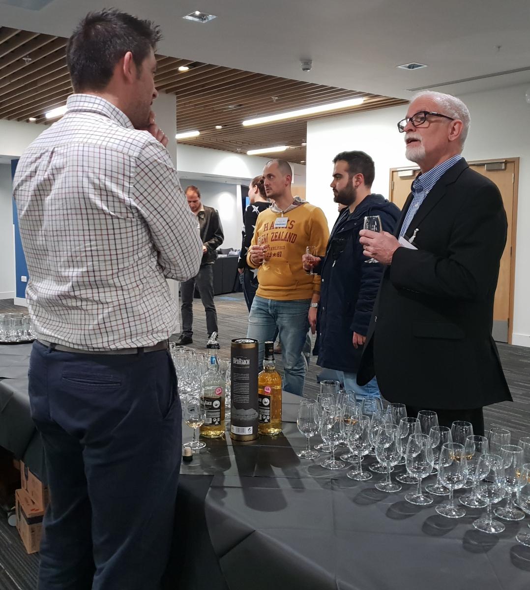 Glasgow Whisky Tasting