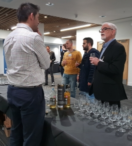 Glasgow Whisky Tasting