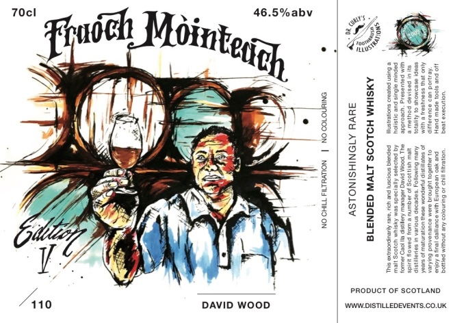 David Wood whisky