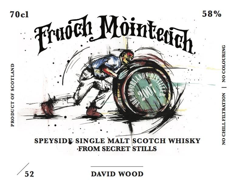 David Wood whisky