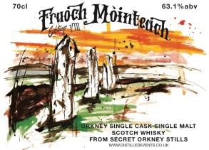 Fraoch Mointeach Whisky